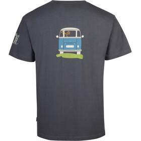 Elkline Methusalem - T-shirt manches courtes Homme - gris